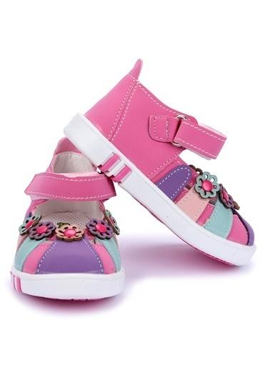 Kiko Kids Bebek Ayakkabısı Fuşya